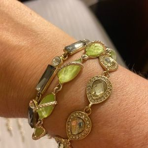 Jewelry - 3 lovely Bracelets for $20  in very good condition
